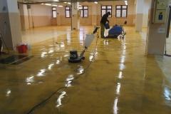 czyszczenie posadzki przemysłowej dcs2