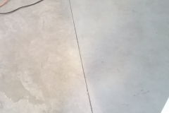 czyszczenie betonu malowanego dcs